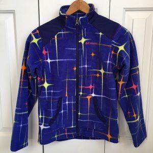 Columbia kids fleece jacket